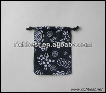 100% cotton pouch for promotion activities