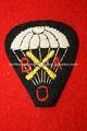 bureau français libre airborne patch la seconde guerre mondiale