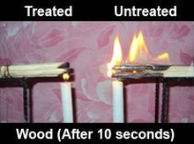 Flame-Retardant Chemical For Wood/Fabic