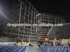 outdoor shows/led lighting/big speaker layer truss