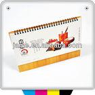 2013 Guangzhou Jame no charge template wall cheap calendar printing on demand