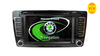 LSQ Star 2 Din Car Dvd Gps For Skoda Octavia 2012