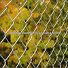 galvanized,pvc coated cyclone wire mesh,chain link fence