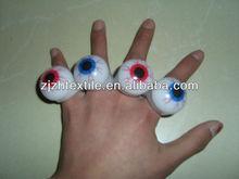skull led flashing figner ring/hollween finger rings