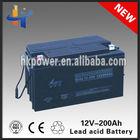 Best price 12v 200ah dry car battery