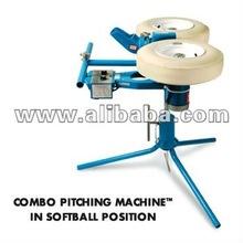 COMBINATION PITCHING MACHINE
