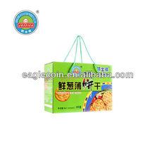 Net Content 1000g Sugar-free Fresh Onion Biscuit Good Taste Crackers