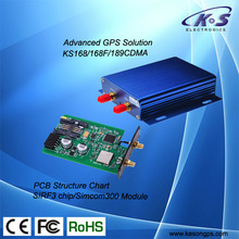 Gps tracker car support fuel sensor,two way communication from China manufacturer Keson