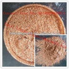 Mica Iron Metallic Pearl Pigment-LB530 Glitter Bronze