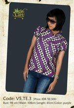 Casual Batik dress 2