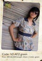 Trendy Batik dress 9