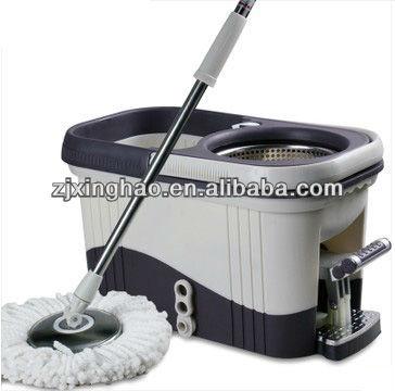 balai serpillere spongio 360 spin mop turbo double bac 2 recharges microfibre easy mop buy. Black Bedroom Furniture Sets. Home Design Ideas