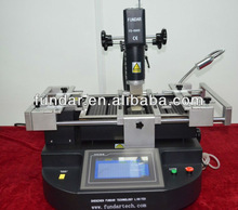 High success rate Advanced FUNDAR FD-6900 touch screen bga rework station with free bga reball tool upgrade from ZM-R5860