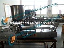 semi automatic strong corrosive liquid filling machine