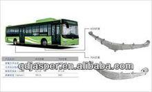 Bus suspension leaf spring