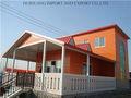 Coût élevé- efficace à faible prix de conception personnalisée modulaires préfabriqués chalet kits maison à louer