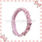 Flower headbands for baby girls