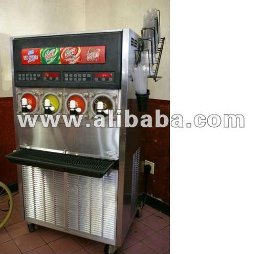 Cornelius Slurpee, Icee Frozen Carbonated Beverage Machine