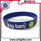 2013 Latest trend fashion men bracelet silicon