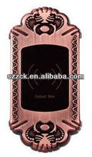 elegant and security waterproof sauna swimming electric cabinet lock