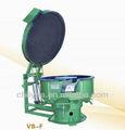 vibratorio de metal de la máquina de pulido