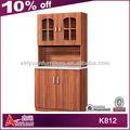 حار بيع خشبية k812 ثلاجة خزائن المطبخ قاعدة