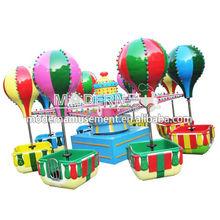 China Hot Sale Funfair Amusement Ride Samba Balloon Race
