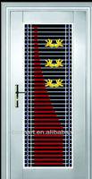 metal security door door security chain security iron grill door