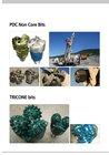 ( Coring ) PDC Bits & Tricone Bits