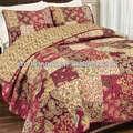 ويغطي السرير خليط تصاميم جديدة