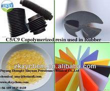 C5/C9 petroelum resin raw material used in Rubber