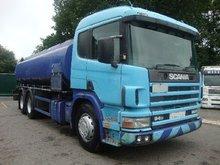 Scania P94-260 Oil Tanker. (130581)