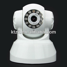 3G Video Camera Alarm / 3G IP Network Camera Support Mobile Viewing