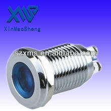 X12-13 waterpfroof metal signal lamp Railway pilot lamp 12mm metal indicator lamp