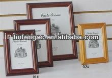 2013 fashionable mini decorative desk stand multi photo picture frames for factory supply