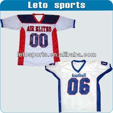 soccer jersey set soccer t shirt ncaa football jerseys polyester sublimatiom custom