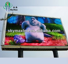 p16 1r1g1b full color big commercial advertising tv outdoor