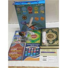 Hottest muslim koran Islamic Quran read pen + mp3, 2 books, one tafsir, thai, 4GB
