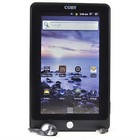 "Coby Kyros MID7015B 800MHz 256MB 4GB 7"" Touchscreen Tablet Android 2.3 w/HDMI, microSDHC Slot & USB Adapter (Black)"