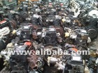 used 2L-II and 2L engine (toyota diesel engine)