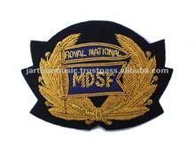 R.NAT Mission Deep Sea Cap Badge
