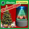 Christmas tree Lighting Christmas Decoration music lighting gifts Xmas tree night lamp tree shaped lamp