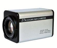 DSP Varifocal Integrated dsp 27x digital zoom color video camera