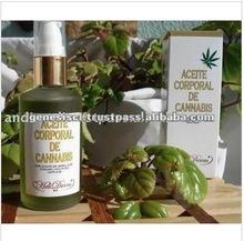 Chile 50 ml Hemp Seed Based Massage Oil