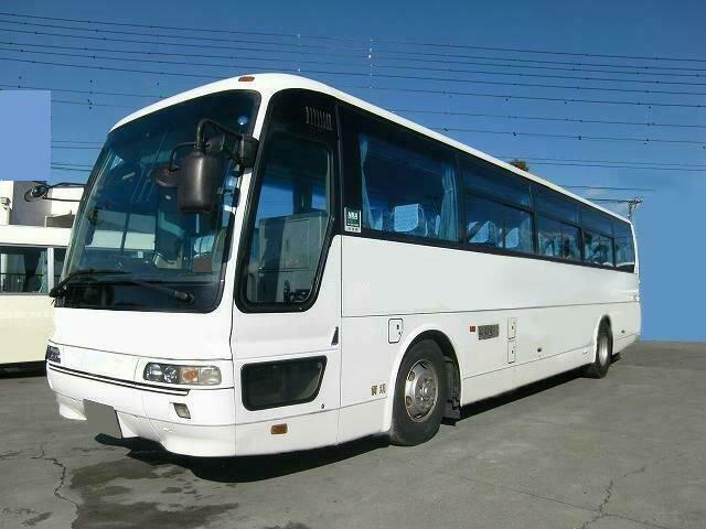 MITSUBISHI MS829P Coach Bus (RHD) (44634 DIESEL)