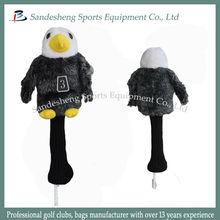 Penguin Golf Head Cover/Animal Golf Club Head Cover