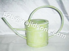 Watering Can green wash