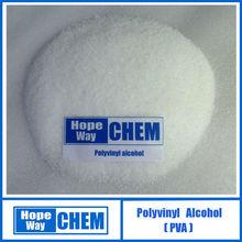 HOPE WAY Popular Polyvinyl Alcohol (PVA) china supplier