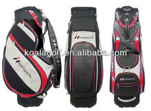 Brand Name Golf Cart Bag and Newest PU Golf Bags