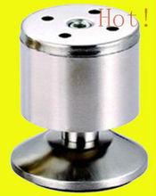 MG10-08 aluminum circle pillar counter bottom side